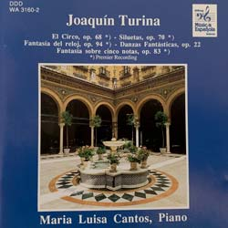 CD Label J. Turina